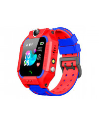 Смарт-часы GoGPS ME K24 красные