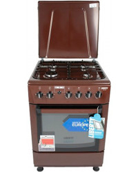 Кухонная плита Liberty PWE-6102 B-F