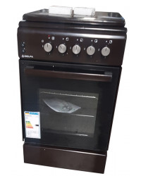 Кухонная плита Delfa GC 5001 BR