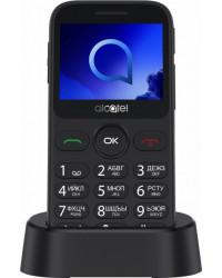 Мобильный телефон Alcatel 2019 Single SIM Metallic Silver