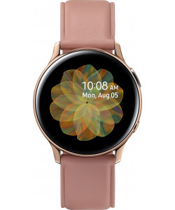 Смарт-часы Samsung Galaxy watch Active 2 Stainless steel 40mm (R830) Gold