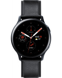 Смарт-часы Samsung Galaxy watch Active 2 Stainless steel 44mm (R820) Black