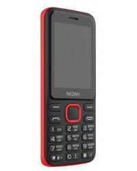 Мобильный телефон Nomi i2401 Black/Red