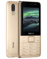 Мобильный телефон Tecno T474 Dual SIM Champagne Gold
