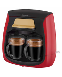 Кофеварка Sencor SCE2101RD