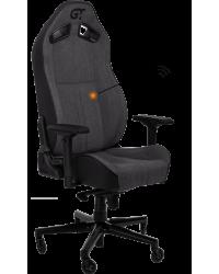 Геймерское кресло GT Racer X-8009 Dark Gray/Black