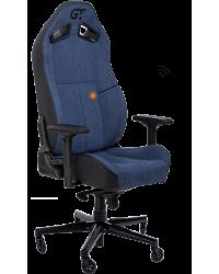 Геймерское кресло GT Racer X-8009 Dark Blue/Black