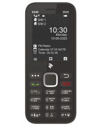 Мобильный телефон 2E E240 2020 Dual SIM Black