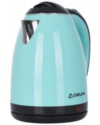 Электрочайник Delfa DK 3520 X turquoise