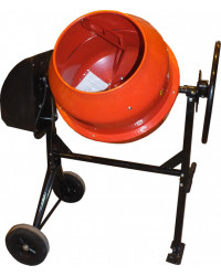 Бетономешалка Forte СБ 2125П оранжевая