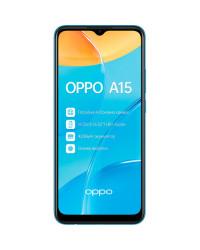 Мобильный телефон Oppo A15 2/32GB Mystery Blue