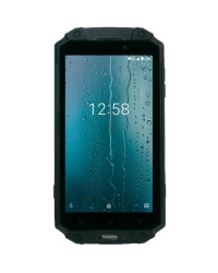 Мобильный телефон Sigma mobile X-Treme PQ39 ULTRA Black/Green