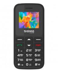 Мобильный телефон Sigma mobile Comfort 50 HIT 2020 Black