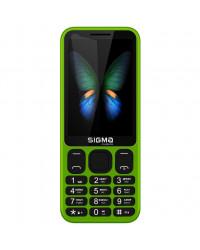 Мобильный телефон Sigma mobile X-style 351 LIDER Green