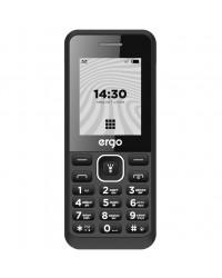 Мобильный телефон Ergo B242 Dual Sim Black