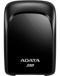 SSD диск ADATA SD680 240GB USB 3.2 Gen 2 Type-C Black (ASC680-240GU32G2-CBK)