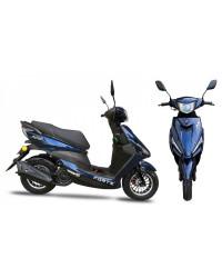 Скутер Forte JOG 80CC синій