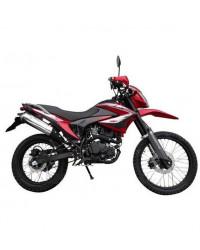 Мотоцикл Forte FT200GY-C5B червоний