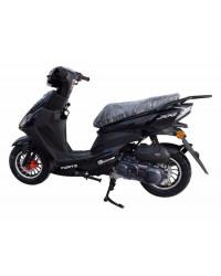 Скутер Forte JOG 80CC чорний