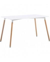 Кухонный стол GT K-6004 White