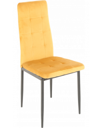 Кухонный стул GT K-2010 Mustard velvet