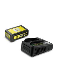 Зарядное устройство Karcher Быстрозарядный комплект 18 В 2,5 А (2.445-062.0)