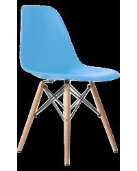 Кухонный стул GT Racer X-D10 Blue