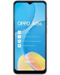 Мобильный телефон Oppo A15s 4/64GB Mystery Blue