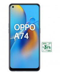 Мобильный телефон Oppo A74 4/128GB Prism Black