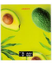 Кухонные весы Ardesto SCK-893AVOCADO