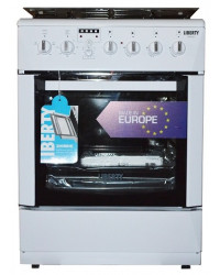 Кухонная плита Liberty PWE-6105-F