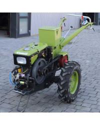 Культиватор Forte МД-81 LUX зеленый