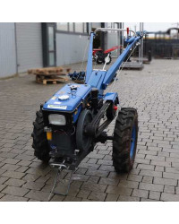 Культиватор Forte МД-81 LUX синий