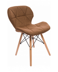 Кухонный стул GT Racer X-D27 Fabric Brown