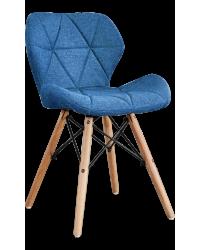 Кухонный стул GT Racer X-D27 Velvet Blue