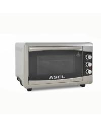 Печь электрическая Asel AF-0723/AF-05023 Silver УЦЕНКА