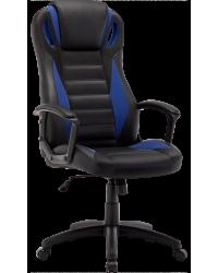 Геймерское кресло GT Racer B-2855 Black/Blue