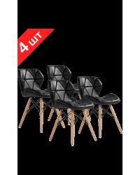Кухонный стул GT Racer X-D27 Black (4 PSC)
