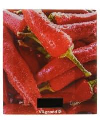 Кухонные весы ViLgrand VKS-525 Peppers
