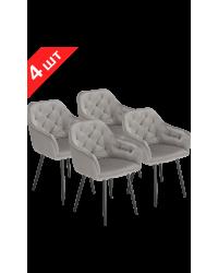 Кухонный стул GT K-8175 Light Gray (4 psc)