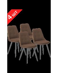 Кухонный стул GT K-8764 Brown (4 psc)