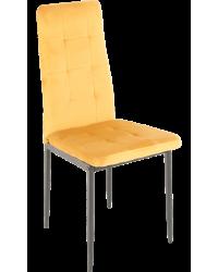 Кухонный стул GT K-2010 Mustard velvet (4 PSC)