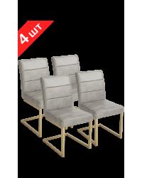 Кухонный стул GT KY8776 Gray bronzing (4 psc)
