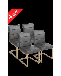 Кухонный стул GT KY8776 Black bronzing (4 psc)