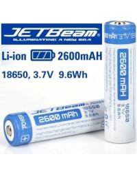 Аккумулятор JetBeam 18650 2600mAh