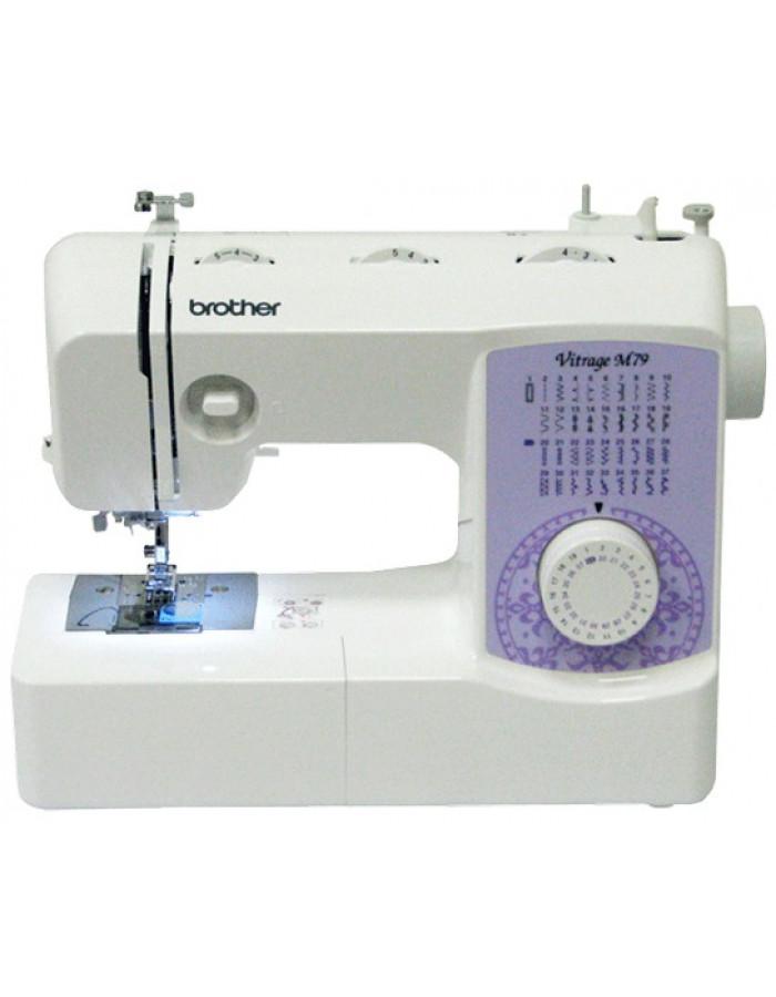 Швейная машинка Brother Vitrage M 79