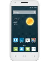 Мобильный телефон Alcatel 4027D White